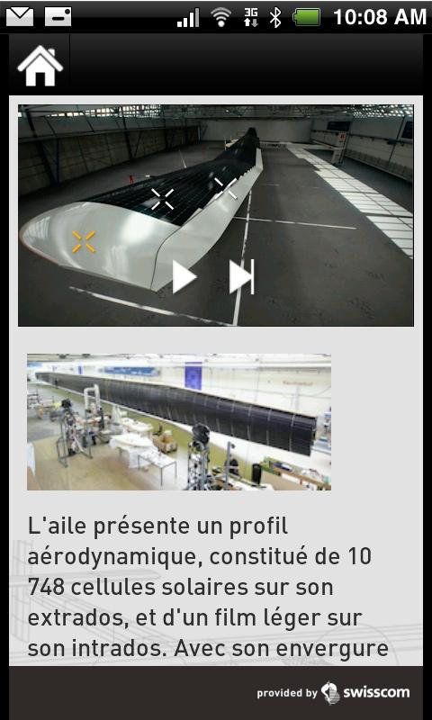 Solar Impulse - screenshot