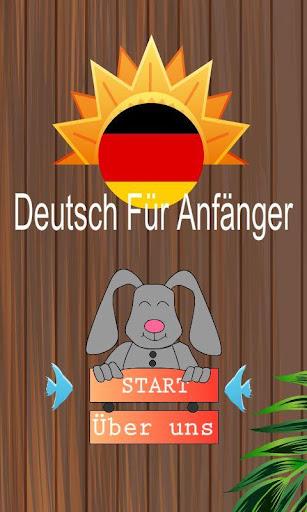Deutsch Fur Anfanger