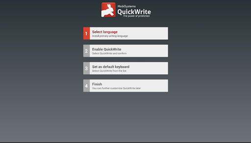 玩商業App|QuickWrite Keyboard Key免費|APP試玩