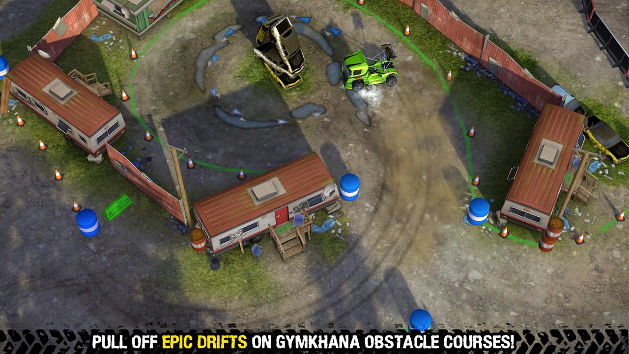 Reckless Racing 3 screenshot #7