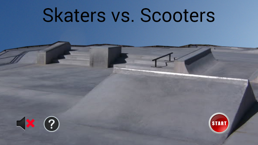 Skaters vs. Scooters