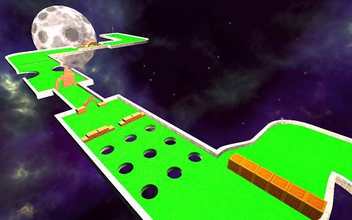 迷你高爾夫球空間 - 3D遊戲