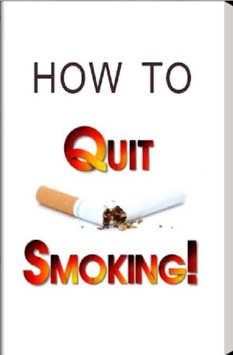 How To Quit Smoking Book Free