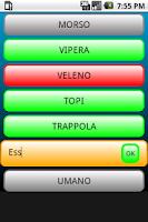 Screenshot of Associa Parole Lite