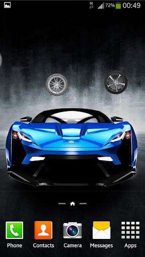 汽車動畫壁紙