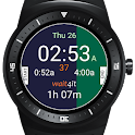 Wait4it Android Wear Watchface icon