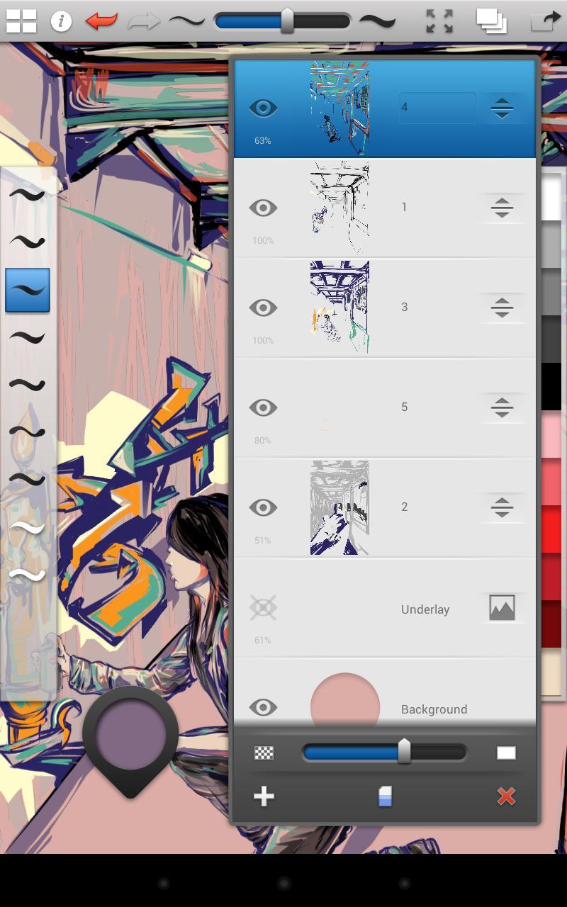 SketchBook Ink screenshot #5