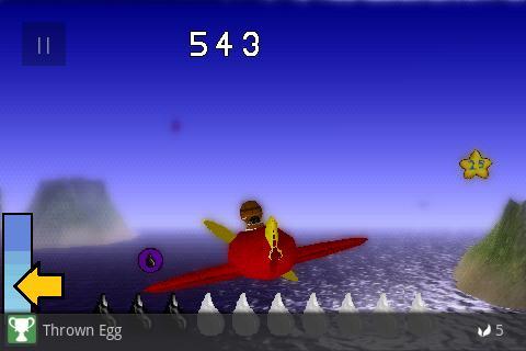 Endless Flight- screenshot