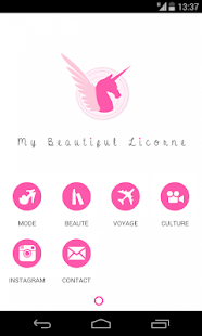 Beautiful Licorne- screenshot thumbnail