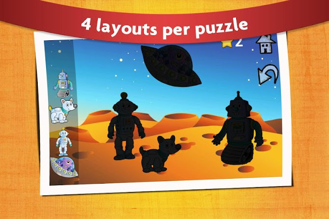 Peg Puzzle 3 - Kids & Toddlers Shape Puzle Game Android 12