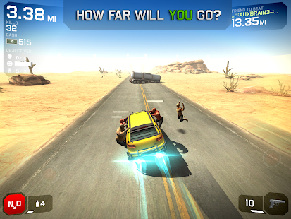 Zombie Highway 2 - screenshot