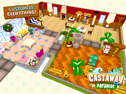 Castaway Paradise - Harvest, Animal Island Town- screenshot thumbnail
