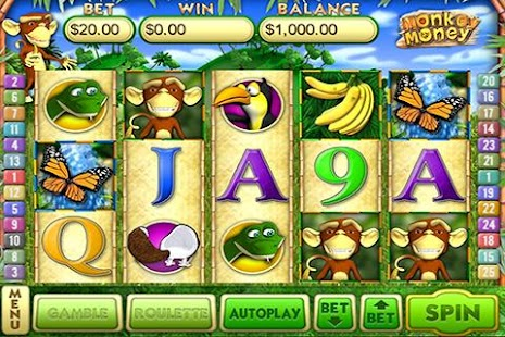 Monkey Money Slots- screenshot thumbnail