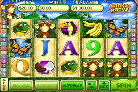 Monkey Money Slots- screenshot