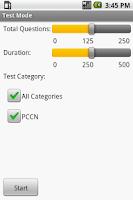 Screenshot of PCCN Exam Prep