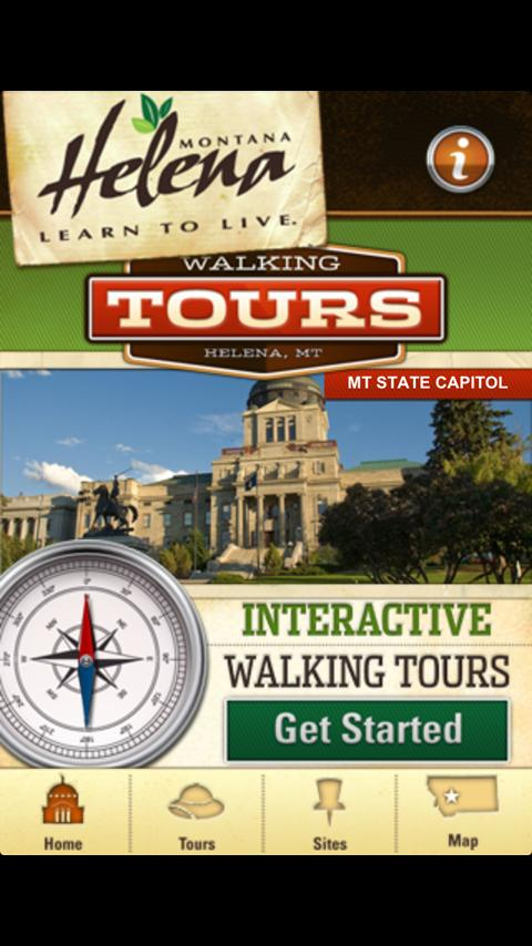 Helena Walking Tours- screenshot