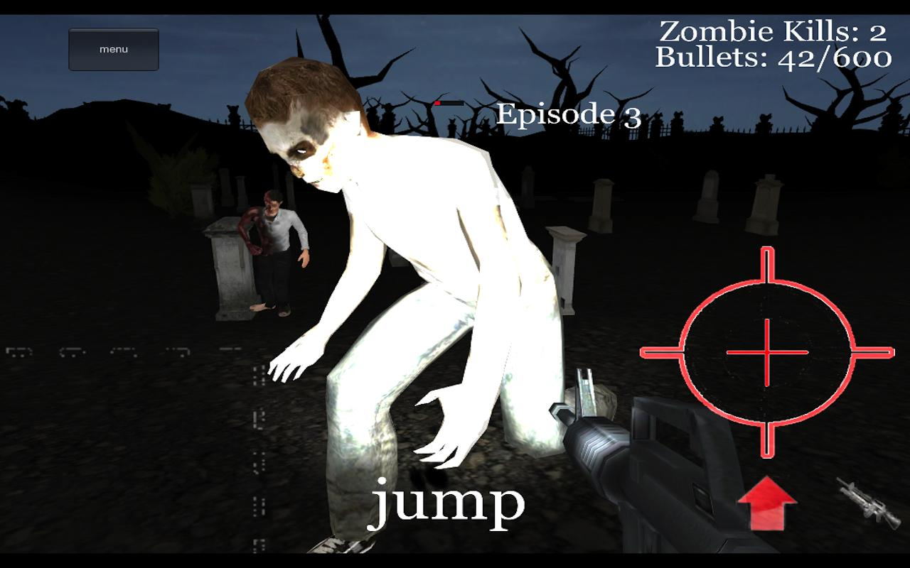 Zombie Hunter 3D - screenshot