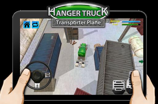 玩模擬App|衣架卡車轉運飛機免費|APP試玩