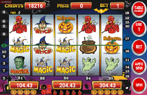 Slot Machine Halloween Lite - Android Apps on Google Play