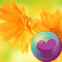 красивые цветы Обои icon