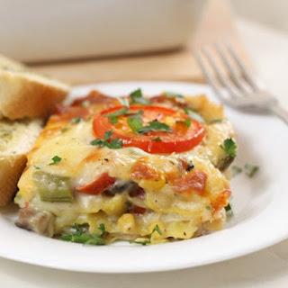Summer Vegetable Lasagne