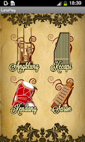 Screenshot of Sundanese Instruments