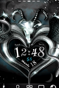 Baphomet Live Wallpaper screenshot 1