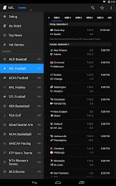 theScore: Sports & Scores Screenshot 16