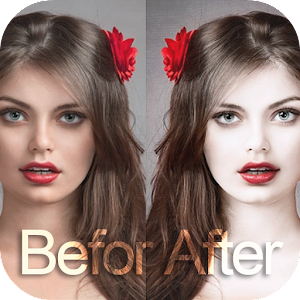 Photos Before After 攝影 LOGO-玩APPs