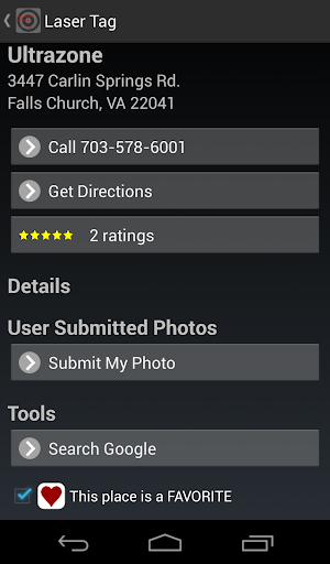 【免費運動App】Laser Tag Locator-APP點子