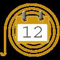 Calendario Feriados Mexico logo