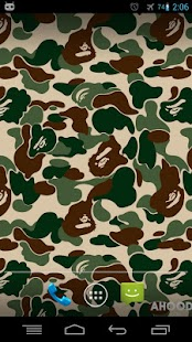 Camo Wallpapers HD - screenshot thumbnail