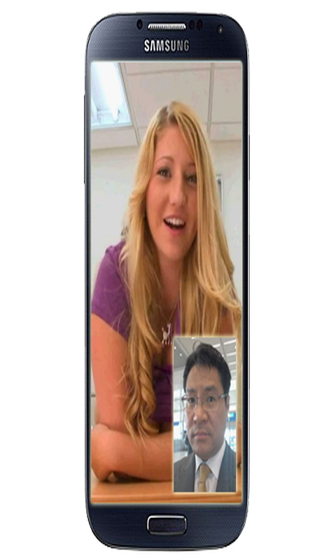 VIDEO-CALL Ver 2.5 - screenshot
