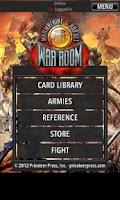 Screenshot of War Room Handheld