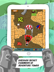 Crazy Ropes : The Ninja Escape Screenshot 3