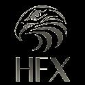 HFX Mobile Trader logo