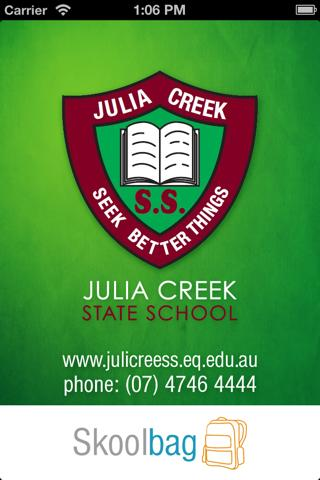 Julia Creek State School - screenshot