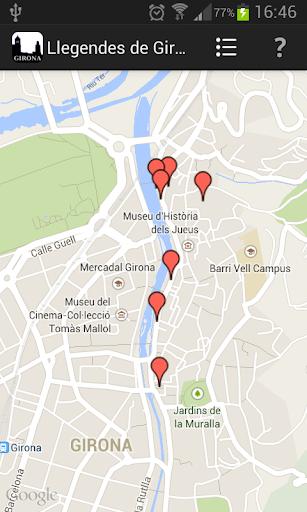 Llegendes de Girona