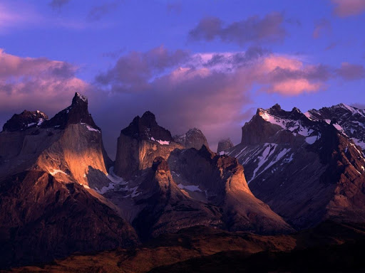 Andes Mountains Live Wallpaper