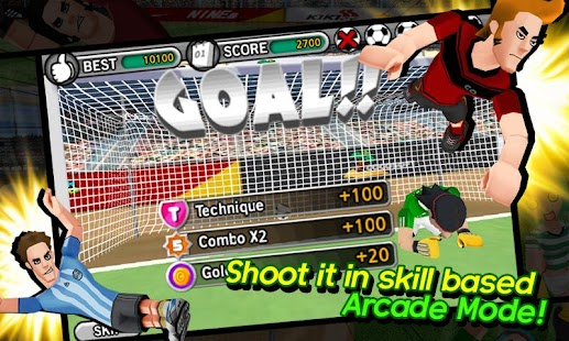 Freekick Battle - screenshot thumbnail