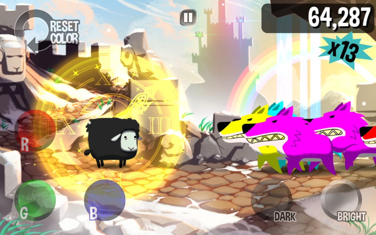 Color Sheep - screenshot