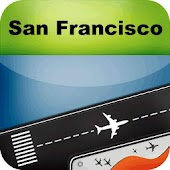 San Francisco Airport (SFO) Flight Tracker