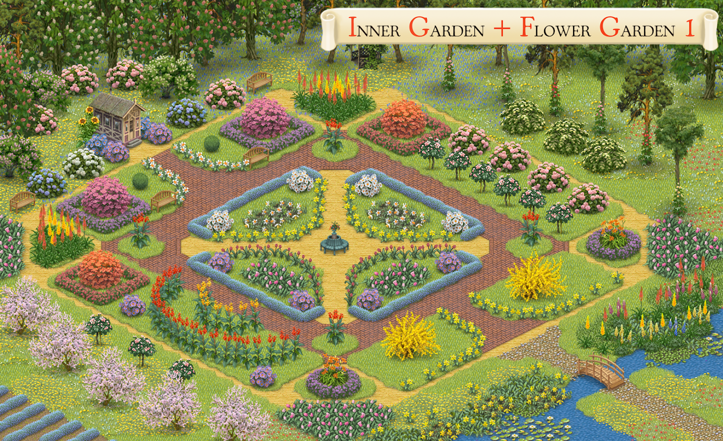 Inner Garden - screenshot