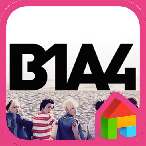 B1A4 SOLO DAYドドルランチャーテーマ 個人化 App LOGO-硬是要APP