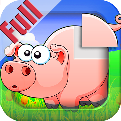 Animal sounds puzzle HD full