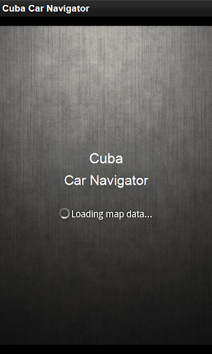 GPS導航 古巴