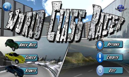 World Class Racer Lite