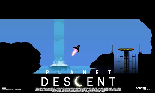 Planet Descent - screenshot thumbnail
