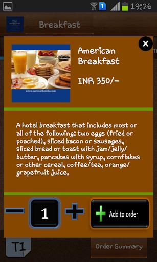 【免費商業App】Hotel Smart Waiter KOT-APP點子