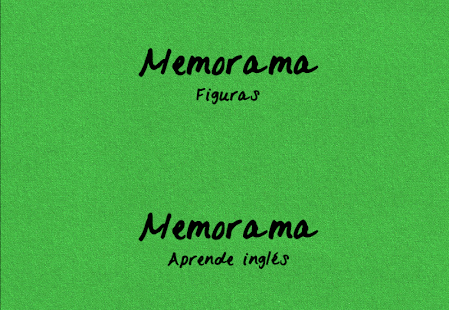 Memorama - screenshot thumbnail